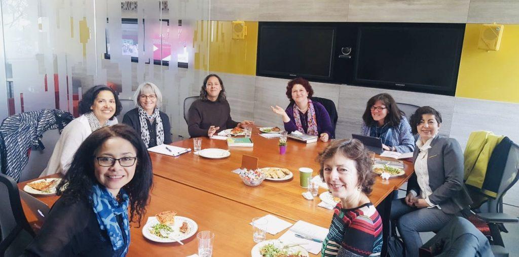 Women in Translation panel