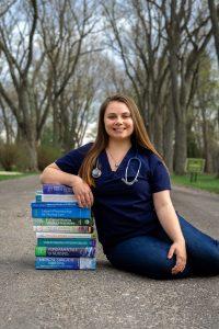 Lindsay Sherman WGSS UWEC Grad, 2018