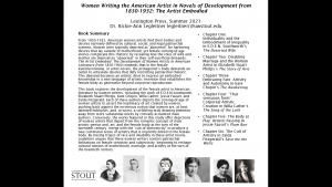 Screenshot of Conference Poster
